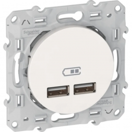 Chargeur Double USB 2.1 -...