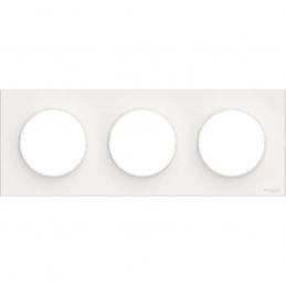 Styl, Plaque Blanc 3 Postes...