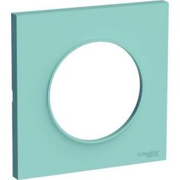Odace styl plaque bleu cian...