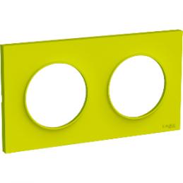 Odace styl plaque vert...