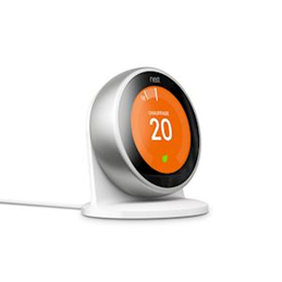 Google Nest Stand for Nest Learning Thermostat  3rd Generation - AT3000EX