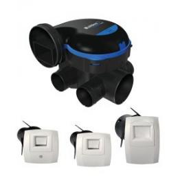 Ventilation aldes kit...