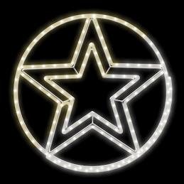 CASTOR - Motif étoile -...