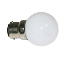 Lampe B22 LED SMD Blanc ø...