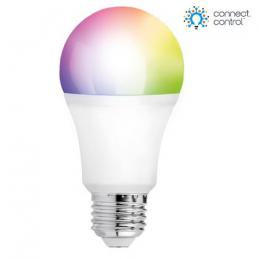 Lampe A60 E27 8W 200DEG RGB...