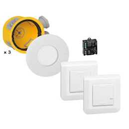 Legrand KIT 3 SPOTS...