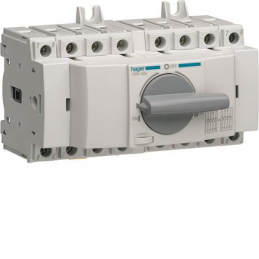 Commutateur modulaire 4P 40A
