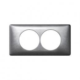 Plaque aluminium legrand...