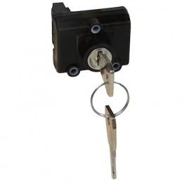 Interrupteur à clé pour...