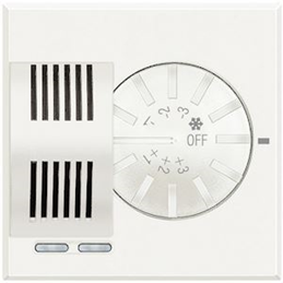 Bticino MH AXO WHIT THERMOSTAT SOND 2M - HD4692