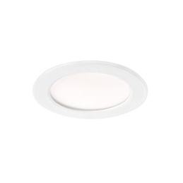 Aric FLAT-ISO-Downlight IP20/65 recouvr.  fixe  blanc  LED 13W 1050lm 3000/4000K(CCT) - 50701
