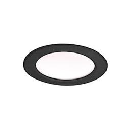 Aric FLAT-ISO-Downlight IP20/65 recouvr.  fixe  noir  LED 13W 1050lm 3000/4000K(CCT) - 50702