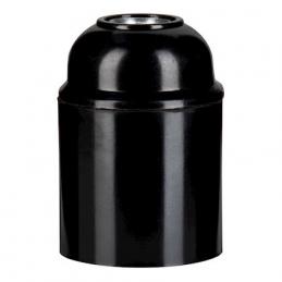 Douille E27 Bakélite Noir