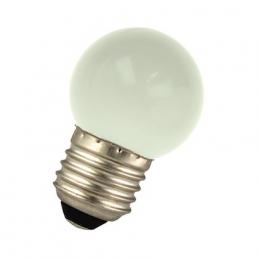 LED G45 E27 240V 1W 6500K...