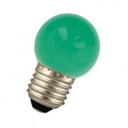 LED G45 E27 240V 1W Vert...