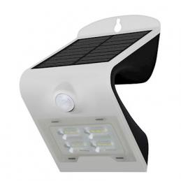 Projecteur solaire 2W blanc...