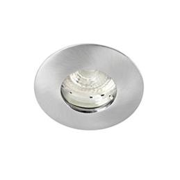 Aric HIDRO -Enc.GU5 3  IP20/65  Cl.2  Vol.1  nickel  lpe LED 6W 3000K 460lm incl. - 51026