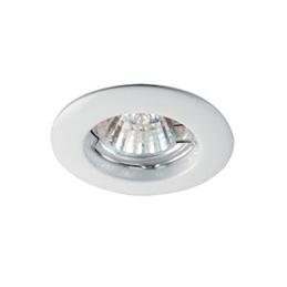 Aric MINI SAT - Encastré G4  rond  fixe  blanc  lampe non incl. - 4656