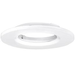 Aurora Collerette aluminium IP65 ronde pr mPro BL (sans luminaire) - AUBZ600W