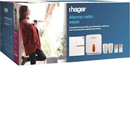Hager Pack Sécurité 4...