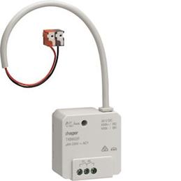Hager Module de sortie 2x 6A /230V~  à encastrer  KNX - TXB602F