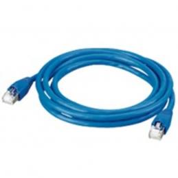 CORDON C6 SF-UTP PVC BLEU 1...