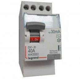 DX3-ID 2P 40A AC 30MA - 411505