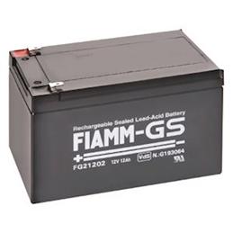 Hager Batterie 12VDC pour...