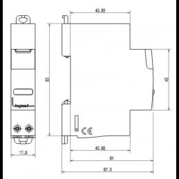 CX3 VOYANT 3 BLANC 230-400V...