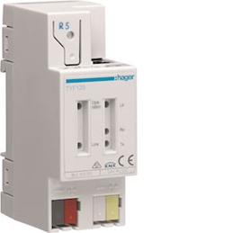 Hager Interface KNX/IP  2...