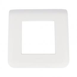 Plaque pour 2 modules - 078802