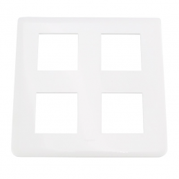 Plaque pour 2x2x2 modules -...