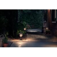 Bornes et lampadaires
